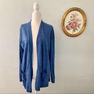 GAP Open-Front Cardigan